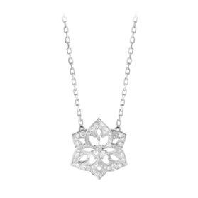 PENSEE DE DIAMANTS SMALL PENDANT