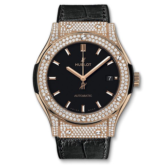 CLASSIC FUSION KING GOLD PAVE