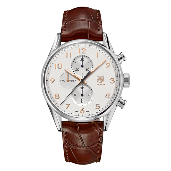 CARRERA CALIBRE 1887 AUTOMATIC CHRONOGRAPH