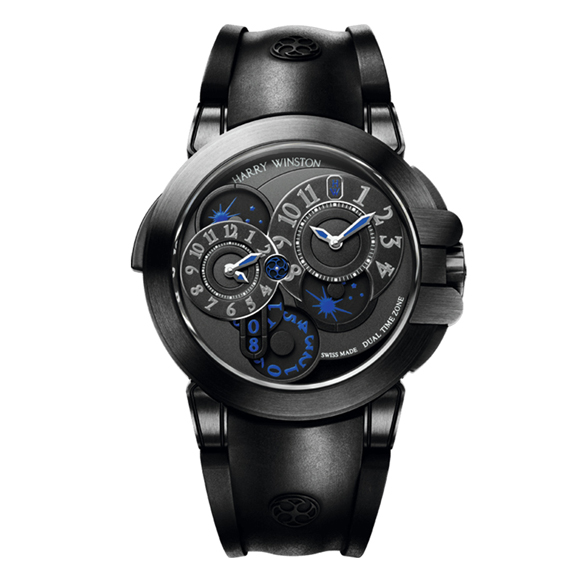 OCEAN DUAL TIME BLACK EDITION