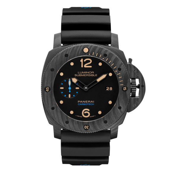 LUMINOR SUBMERSIBLE 1950 CARBOTECH™ 3 DAYS AUTOMATIC