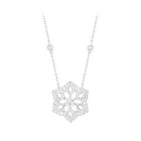 PENSEE DE DIAMANTS MEDIUM PENDANT