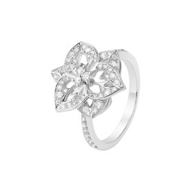 PENSEE DE DIAMANTS SMALL RING