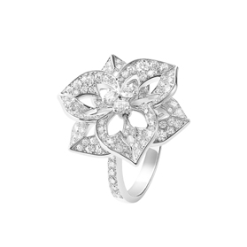 PENSEE DE DIAMANTS MEDIUM RING