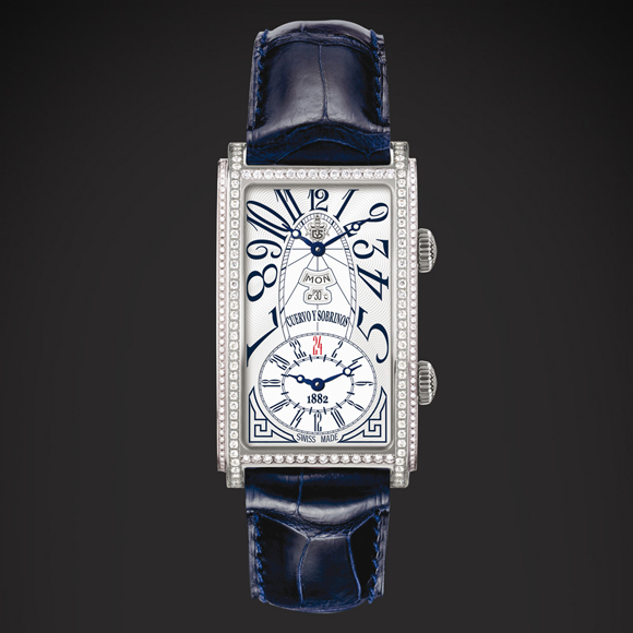 Prominente DUALTIME DAY DATE
