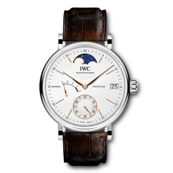 PORTOFINO HANDWOUND MOONPHASE