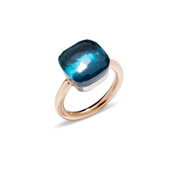 Nudo Maxi London Blue Topaz