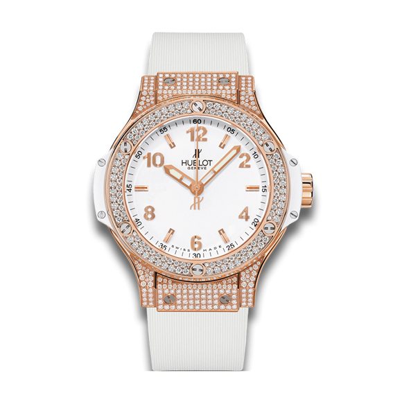 BIG BANG GOLD WHITE PAVE