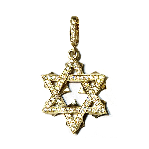 SML STAR of DAVID/pave