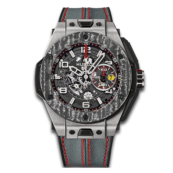 BIG BANG FERRARI TITANIUM CARBON