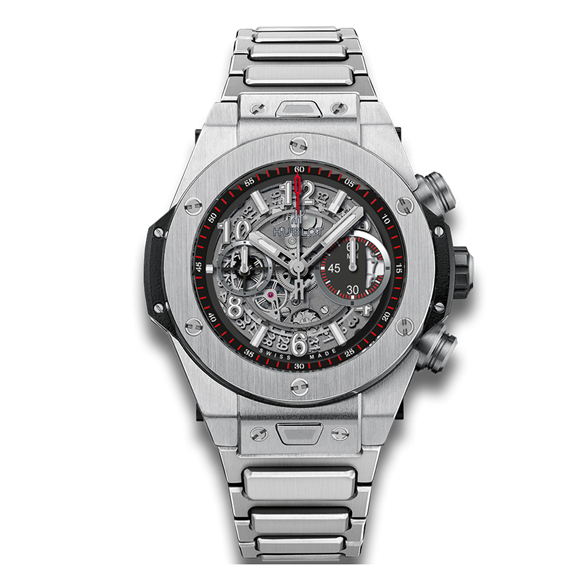 BIG BANG UNICO TITANIUM BRACELET