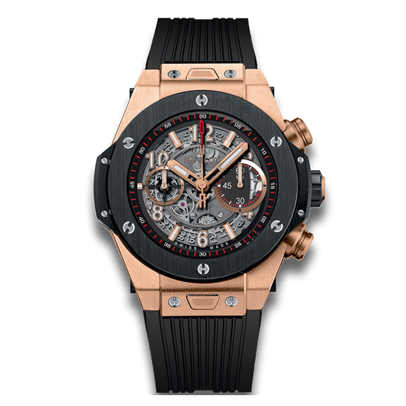 BIG BANG UNICO KING GOLD CERAMIC