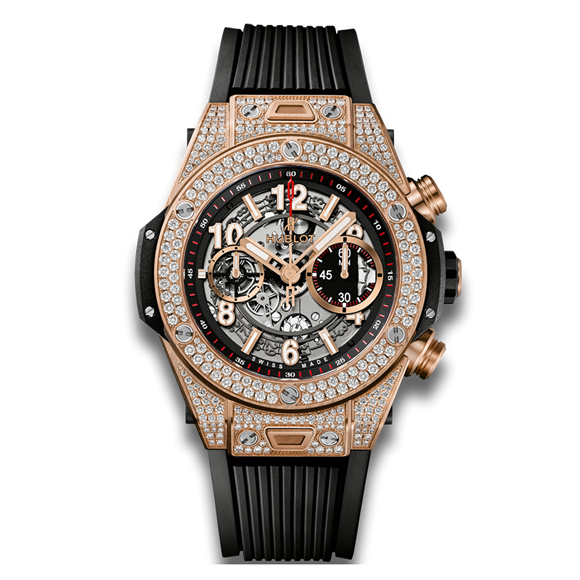 BIG BANG UNICO KING GOLD PAVE