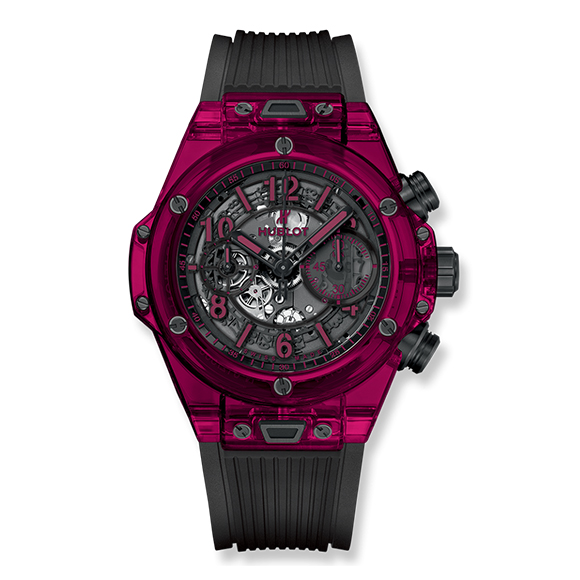 BIG BANG UNICO RED SAPHHIRE