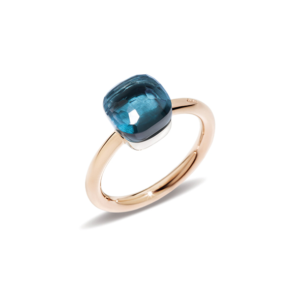 Nudo Petit  London Blue Topaz