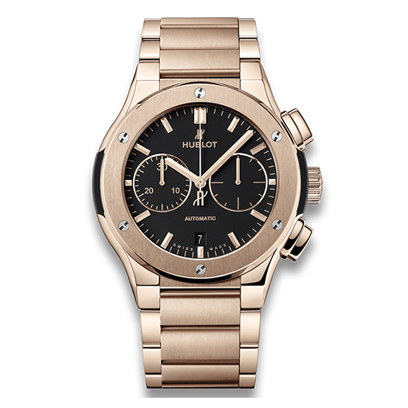 CLASSIC FUSION CHRONOGRAPH KING GOLD BRACELET