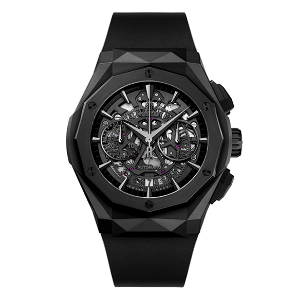 CLASSIC FUSION AEROFUSION CHRONOGRAPH ORLINSKI ALL BLACK