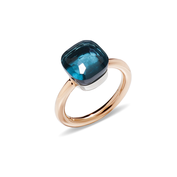 Nudo Classic London Blue Topaz