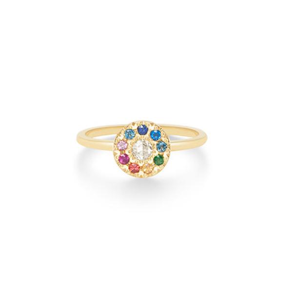 corsage(multi-color)ring