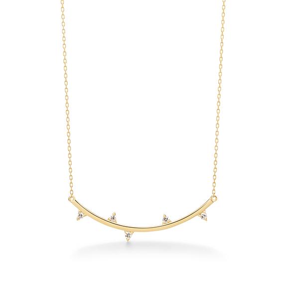 épines U necklace