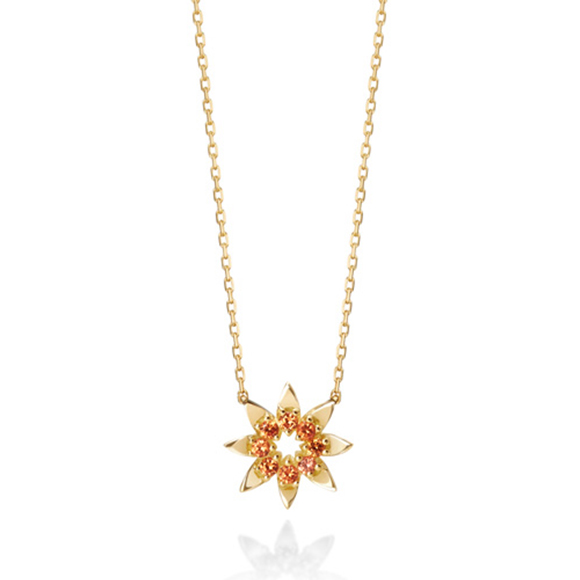 petit soleil necklace