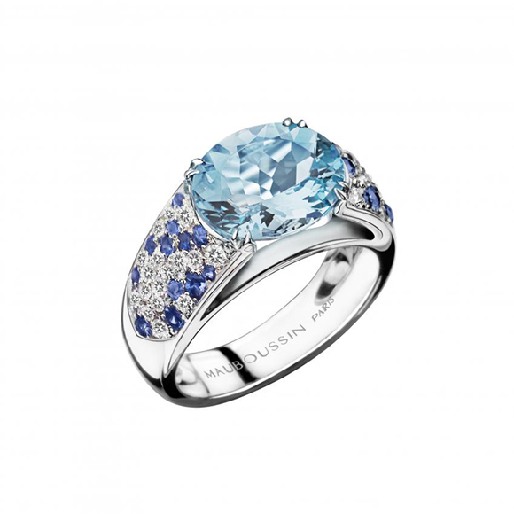 PLAISIR D'AMOUR RING