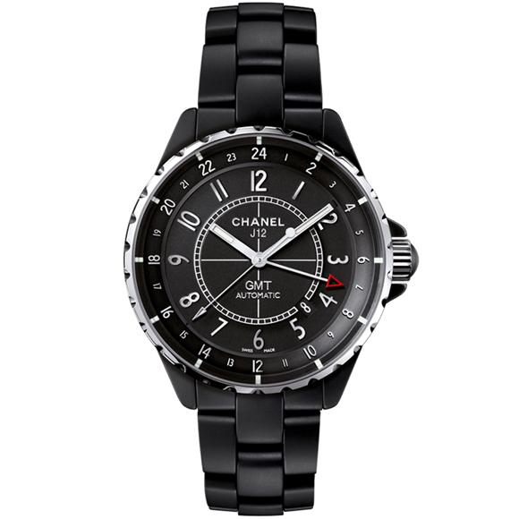 J12 BLACK GMT