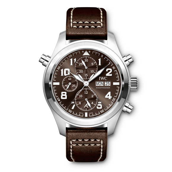 "PILOT'S WATCH DOUBLE CHRONOGRAPH EDITION ""ANTOINE DE SAINT EXUPÉRY"""