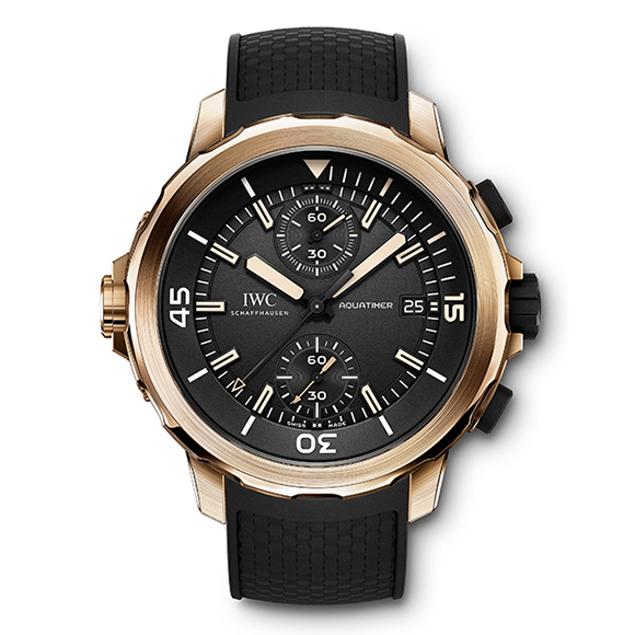 "AQUA TIMER CHRONOGRAPH ""EXPEDITION CHARLES DARWIN"""
