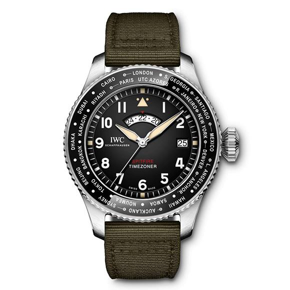"PILOT'S WATCH TIMEZONER SPITFIRE EDITION ""THE LONGEST FLIGHT"""