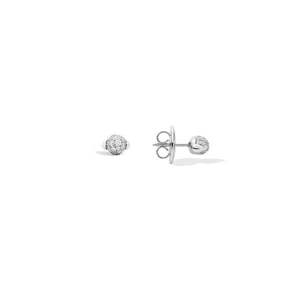 M'AMA NON M'AMA DIAMONDS EARRINGS
