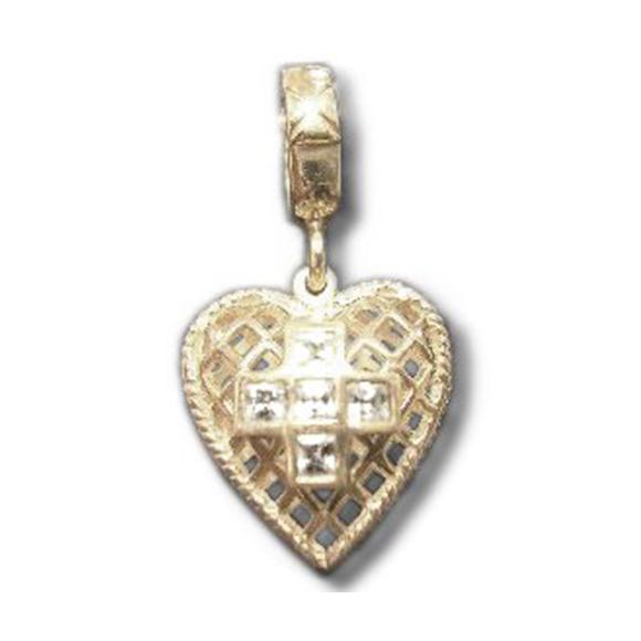 TINY GRILLD HEART