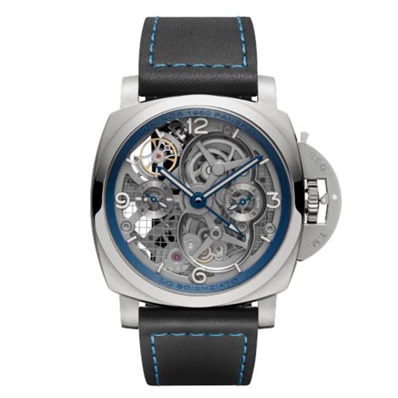 LUMINOR TOURBILLON GMT