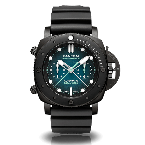 SUBMERSIBLE CHRONO GUILLAUME NÉRY EDITION