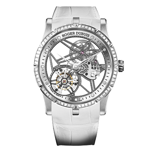 EXCALIBAR 42 SKELETON FLYING TOURBILLON