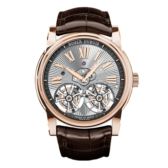 HOMMAGE DOUBLE FLYING TOURBILLON