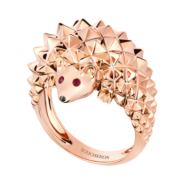 THE HEDGEHOG RING