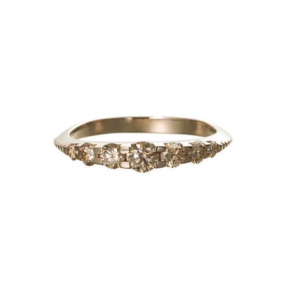 NAKED SETTING RING