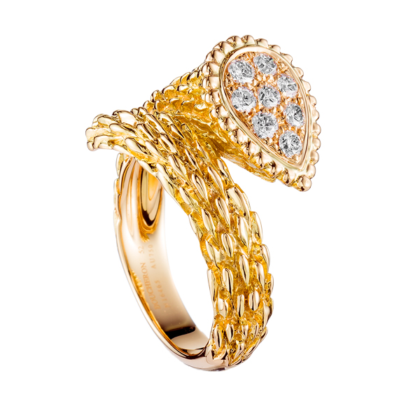 SERPENT BOHÈME RING